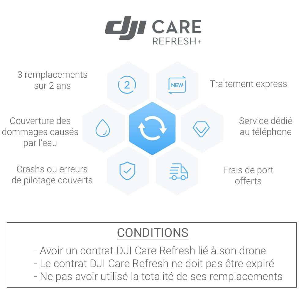 DJI Care Refresh + (Mavic 2) EU