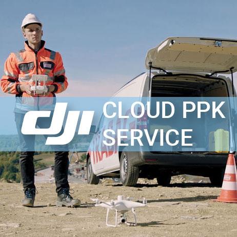 DJI Cloud PPK Service (en attente infos)