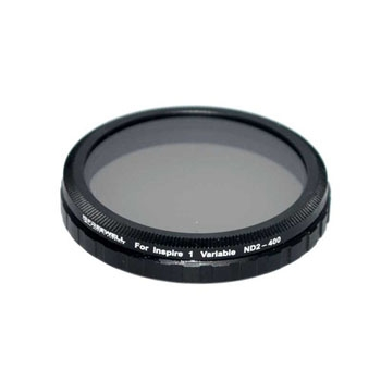 Ce filtre variable est parfait pour optimiser votre prise de vue aérienne.