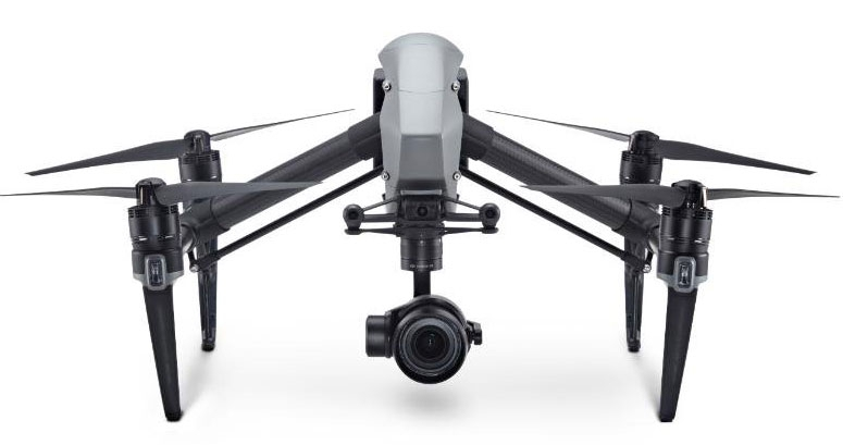 DJI Inspire 2 avec Zenmuse X7 Advanced Kit