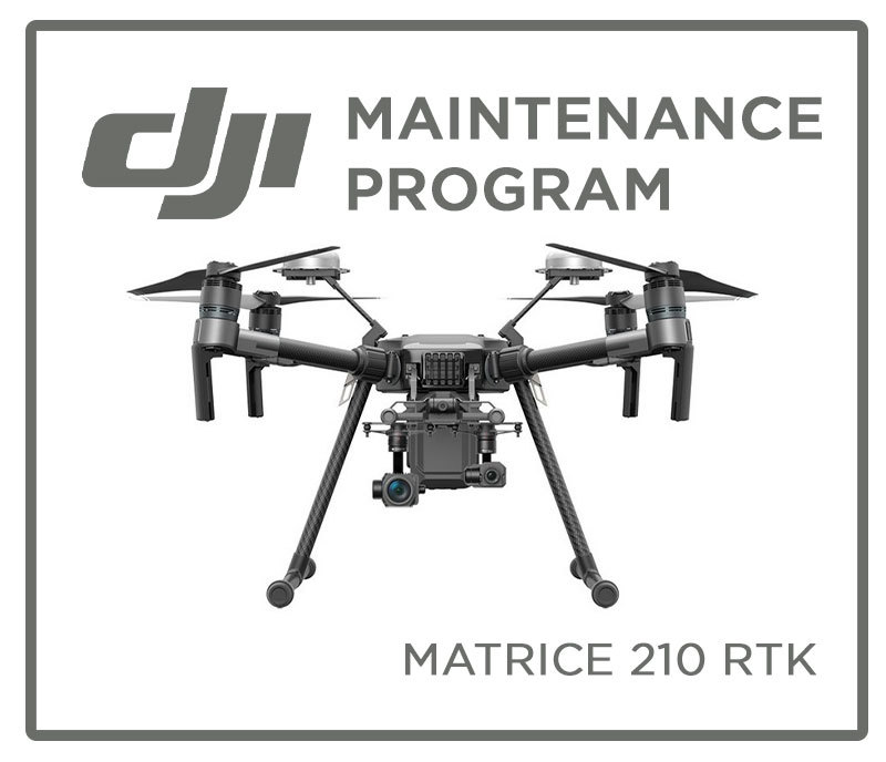 DJI Maintenance Program pour Matrice 210 RTK