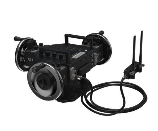 DJI Master Wheels - Manivelles pour DJI Ronin 2 et Ronin-S - vue de côté