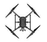 Drone DJI Matrice 200 - vue du dessus