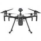 Drone DJI Matrice 210 avec caméra Z30 montée sur le dessus