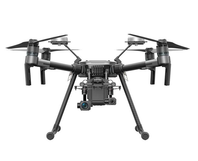 drone parrot hauteur maxi