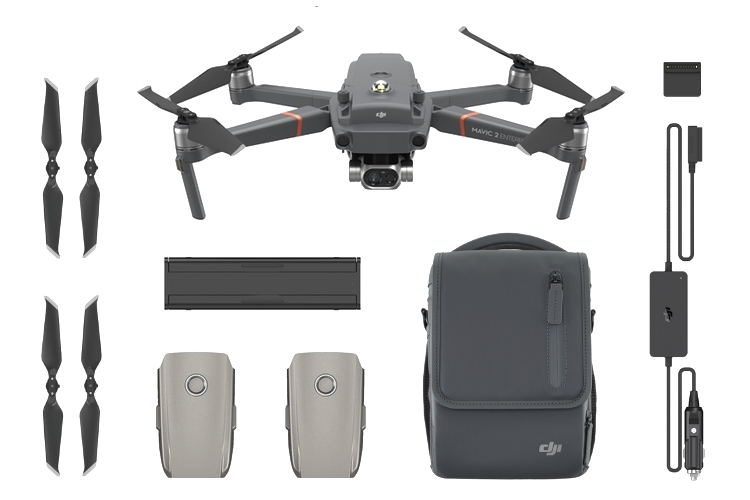 DJI Mavic 2 Enterprise Dual Fly More Combo