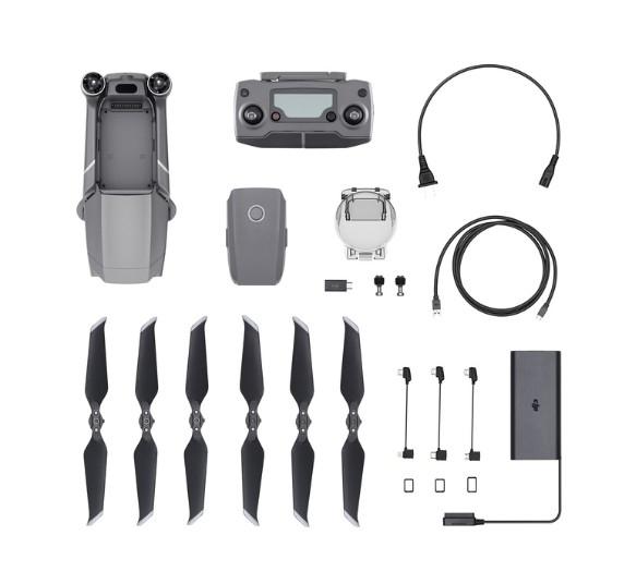 DJI Mavic 2 Pro et ses accessoires