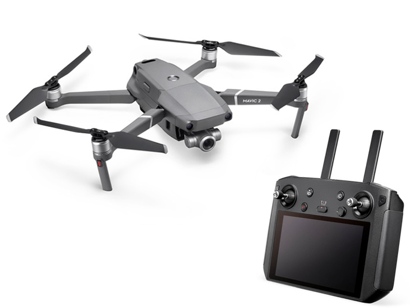 DJI Mavic 2 Zoom & Smart controller