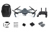 DJI Mavic Pro Fly More Combo - Reconditionné