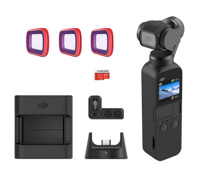 DJI Osmo Pocket - Pack accessoires