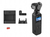 DJI Osmo Pocket et Expansion Kit