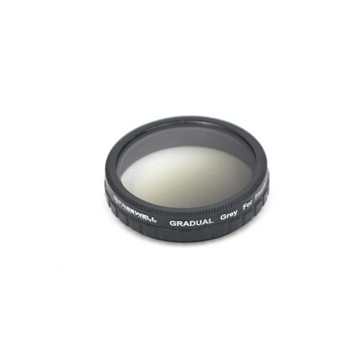 Ce filtre permet d\'assombrir la ligne d\'horizon pour un effet artistique très recherché en photographie.