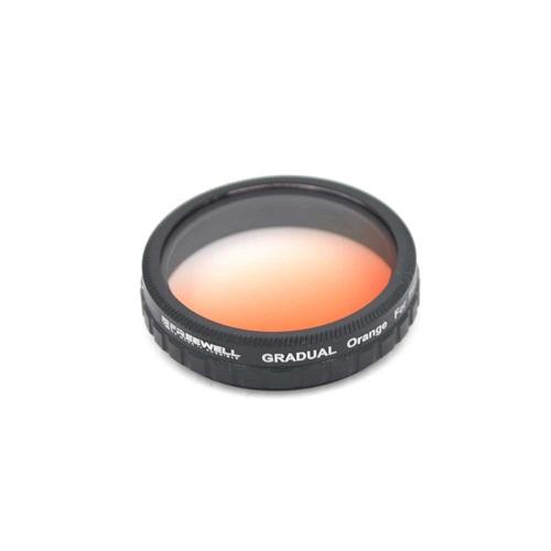 Ce filtre orange vous donnera un effet couché de soleil plus renforcé très qualitatif pour des résultats très PRO.
