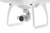 Caméra du DJI Phantom 4 homologué S1, S2 & S3