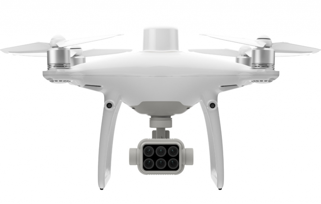 DJI Phantom 4 Multispectral + base D-RTK 2