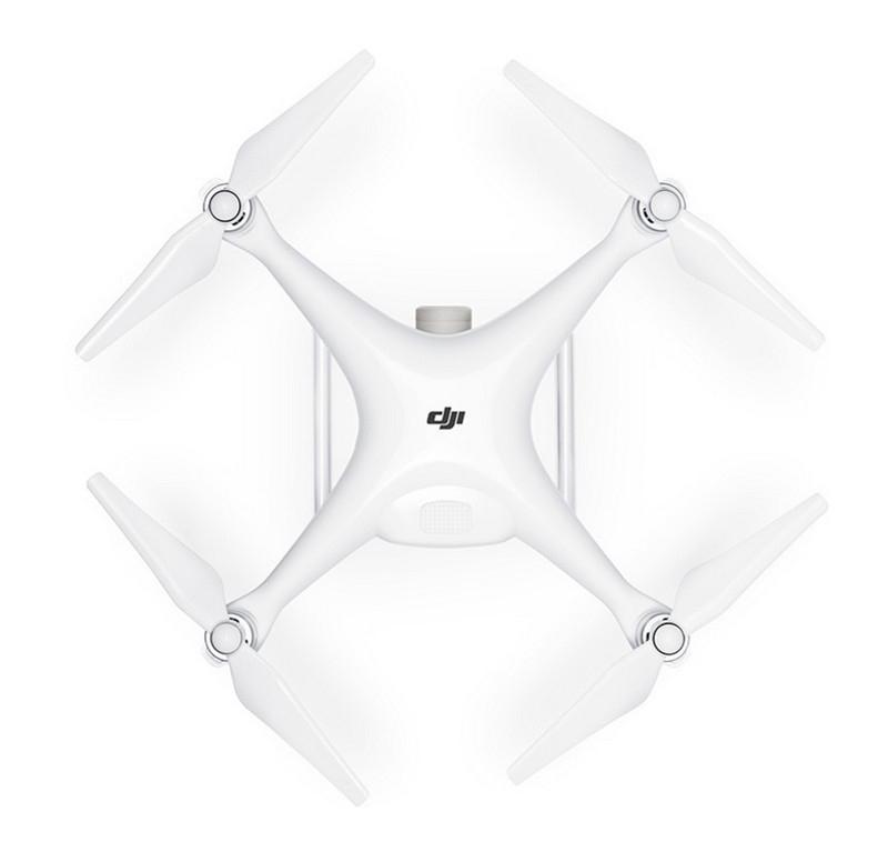 DJI Phantom 4 Pro homologué S1, S2 & S3