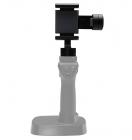 DJI Zenmuse M1 pour Osmo, Osmo Plus, RAW et Pro - vue monté sur la poignée et la base