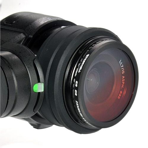Ce filtre se visse à la place du filtre d\'origine pour optimiser vos photos et vos prises de vues aériennes.
