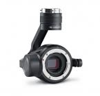 Nacelle et caméra DJI Zenmuse X5S sans objectif pour Inspire 2 - vue de biais