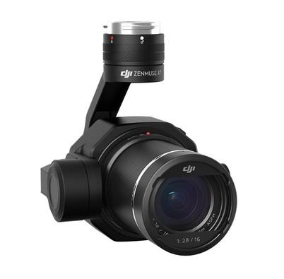 DJI Zenmuse X7 avec objectif - vue de biais