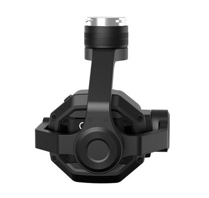 DJI Zenmuse X7 avec objectif - vue de dos