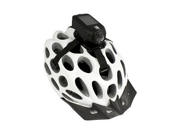 Fixation casque ventilé - Drift