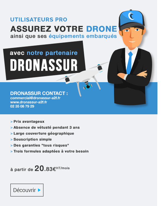 Dronassur, solution de financement