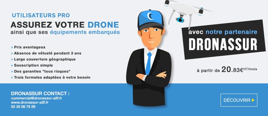 Dronassur assurance drone