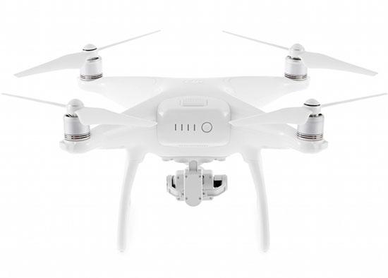 Drone de remplacement DJI Phantom 4 (sans radio) - vue de dos