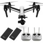 Drone DJI Inspire 1 RAW + 2 Radios + 2 SSD