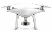 Drone DJI Phantom 4 - vue de face