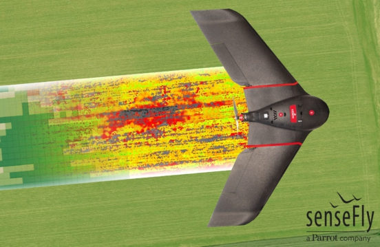Drone eBee SQ