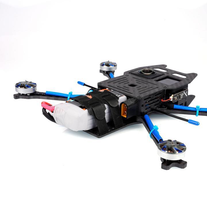 Drone FPV X-Knight 360 pour caméra Insta360 ONE R - BetaFPV