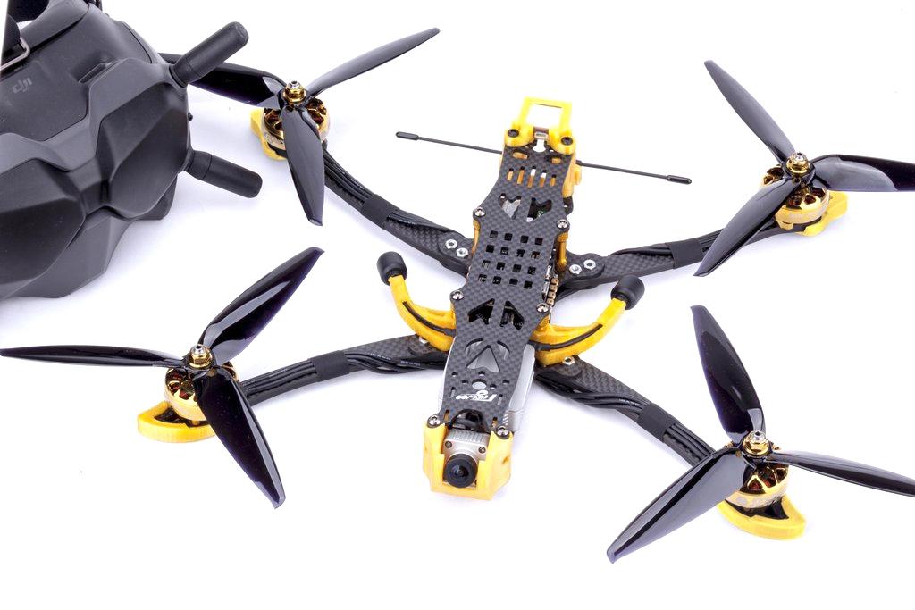 Drone Freestyle MR.Croc  HD BNF - Flywoo