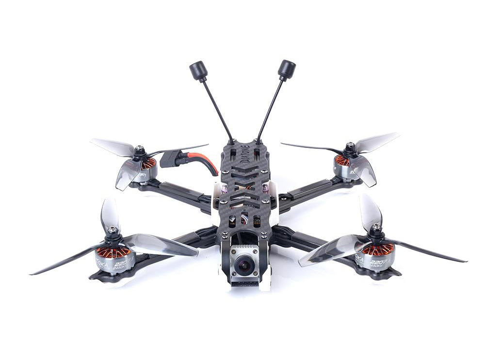 Drone freestyle Roma F5 et DJI FPV Air Unit PNP - Diatone