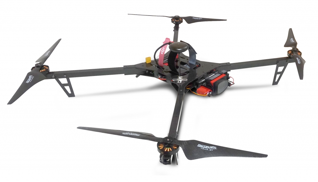 Drone FX1 homologué S1, S2 & S3 (Sequoia)