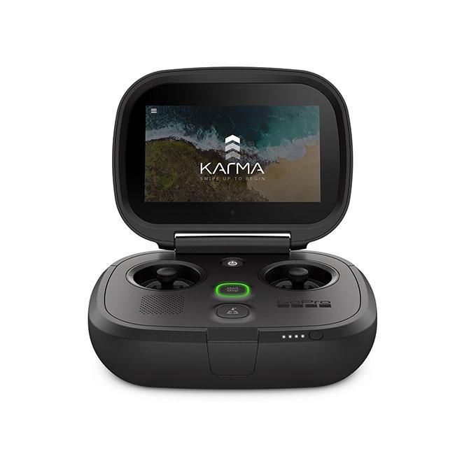 "Radiocommande 2.4GHz ""Karma Controller"" du Drone GoPro Karma"