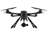 Drone PowerEye et batterie supplémentaire