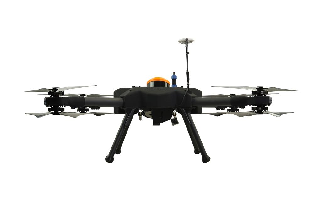 Drone professionnel Eliot avec payload crochet de largage - Abot