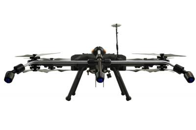 Drone professionnel Eliot avec payload pulvérisateur - Abot