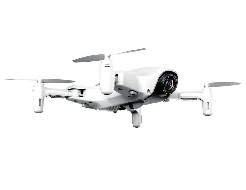 Drone R-RAPTOR HD PNJcam - vue de bais