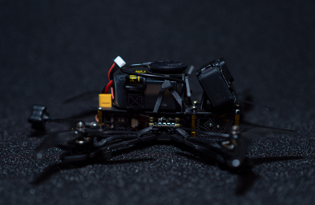 Drone Racer Pro S1 & S3 Corsair BNF