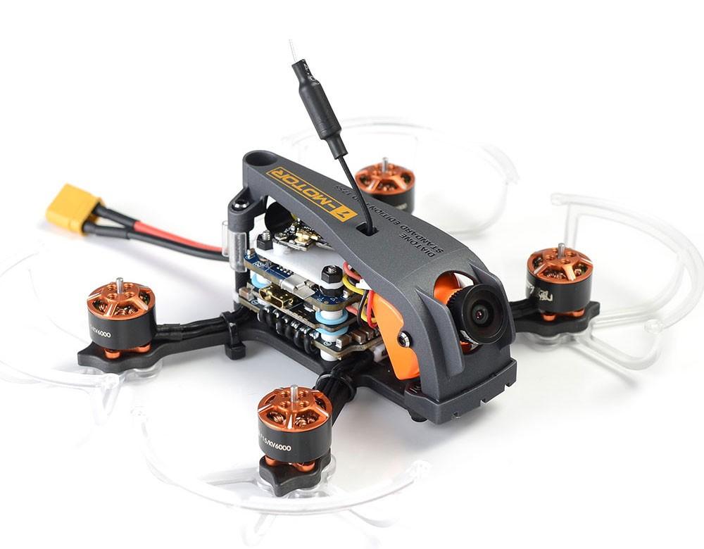 Drone racer TM-2419 HD PNP - T-Motor