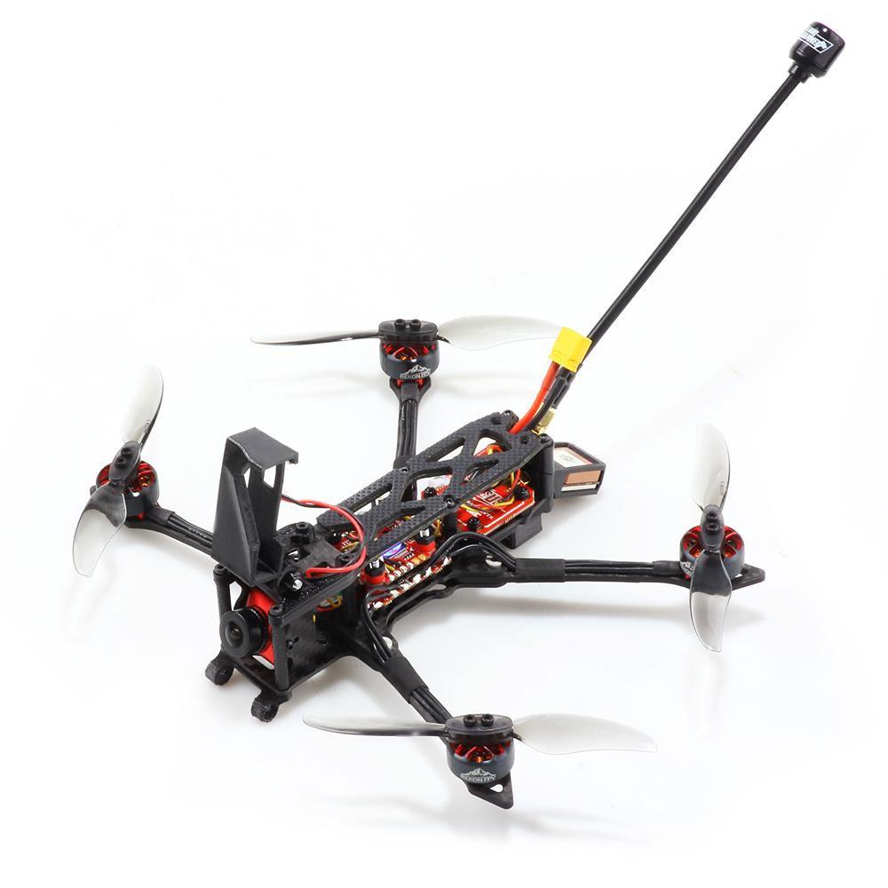Drone Rekon 4 Mini Long Range PNP analogique - HGLRC