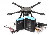 Drone S500 et contrôleur Pixhawk4 433Mhz