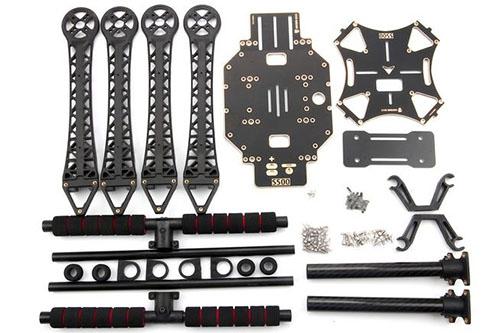 Drone S500 et contrôleur Pixhawk4 433Mhz V2 - Holybro