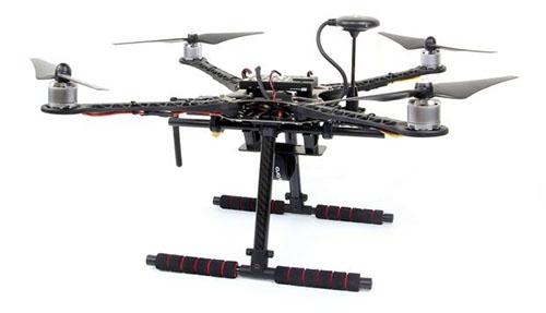 Drone S500 et contrôleur Pixhawk4 mini 433Mhz V2 - Holybro
