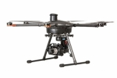drone professionnel RTF Yuneec H920 avec nacelle brushless 3 axes pour Lumix GH4