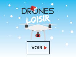 Drones de loisir chez studioSPORT