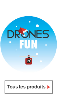 Drones fun chez studioSPORT